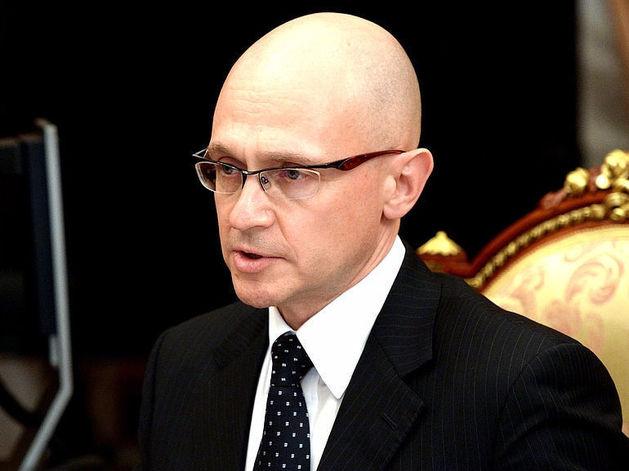 Сергей Кириенко отказался комментировать переход на работу в Кремль
