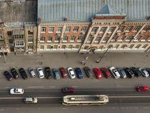 Администрация Ростова-на-Дону предлагает отменить часть левых поворот на Горького