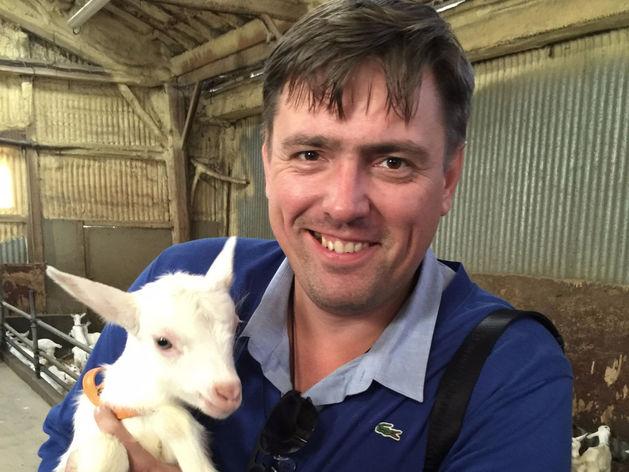 УГМК-Агро научит фермеров козоводству
