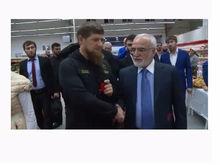 """Иван Саввиди открыл первый супермаркет """"Ассорти Продукт"""" в Грозном"""