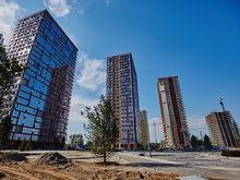 Жилой комплекс с видом на Обь признан лучшим в России