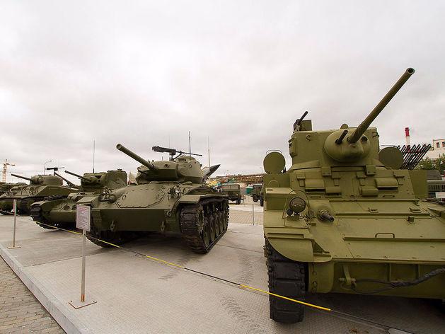 Когда наши танки въедут в Пышму. Зачем УГМК военный музей