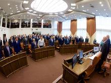 «ЕдРо» в ядре: новый парламент Красноярского края