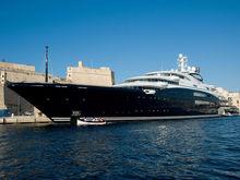 Саудовский принц заплатил $550 млн за яхту российского миллиардера