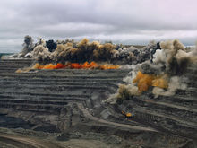 Коркинский угольный разрез проверили на чистоту воздуха