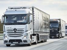 В Казани открылся дилерский центр грузовиков Mercedes