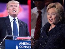 «Он предпочел бы иметь марионетку». Трамп и Клинтон поспорили о влиянии Путина