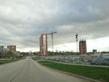«Новосибирск СтройМастер» сдал первую многоэтажку у «Сибирского молла»