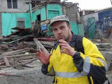 Путевые заметки из Грязьбурга: Евгений Ганеев — об аде на Земле, волонтерстве и ЧС в Гаити