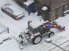 Чтобы сохранить новый асфальт, уборку нижегородских улиц зимой будут проводить реже