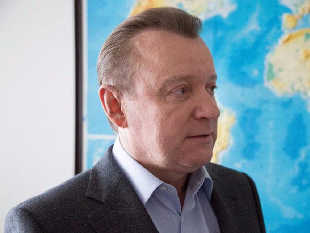 """Руководитель """"Корпорации развития"""" Сергей Маслов"""