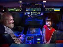 Движимый любовью: как американский бизнесмен создавал автопоезд для дочери