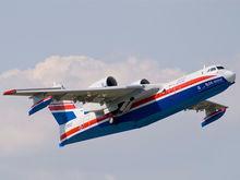 ТАНТК им.Бериева планирует выпускать ежегодно по 8 самолетов-амфибий Бе-200
