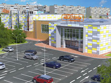 """""""О'кей"""" откроет гипермаркет в Новочеркасске"""