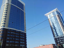 Строители сдали самое высокое здание Новосибирска