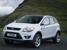 Ford Sollers начнет производство обновленного Ford Kuga на заводе в Елабуге