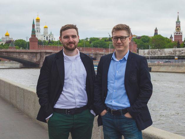 Олег Мифтахов и Константин Масленников