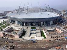 Поле оказалось непригодным для игр ЧМ. Чем самый дорогой стадион в Питере не устроил FIFA