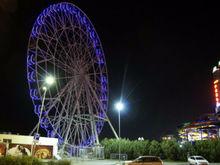В Казани открылось колесо обозрения за 200 млн руб