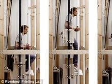 Как выглядит первый в мире ручной лифт: ФОТО
