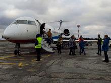 В аэропорту Казани совершил экстренную посадку самолёт Астана–Москва