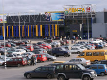 Питерская сеть построит гипермаркет в Екатеринбурге напротив конкурента
