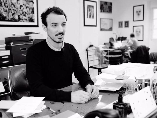 Письмо как искусство: как и чем живет самый известный в мире каллиграф Николя Ушенир