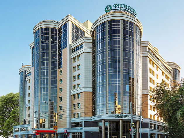 В Екатеринбурге продается крупный «офисник» в центре города