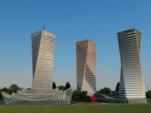 Участок под небоскрёбы на берегу Казанки арестован из-за долга перед «Сетевой компанией»