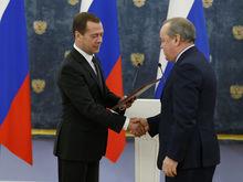 Две компании из Татарстана отмечены правительственной премией в области качества