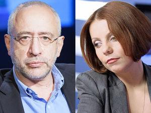 Ведущими премии «Человек года» станут Николай Сванидзе и Алена Вугельман