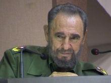 Умер бывший лидер Кубы Фидель Кастро