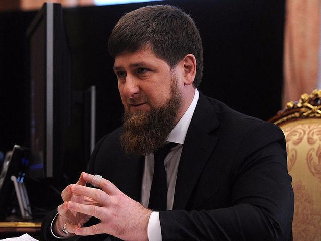 «Пока я не заслужил даже этого звания ─ пехотинца Путина». Интервью Кадырова: главное