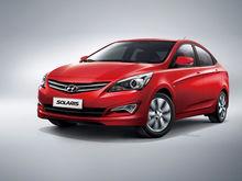 Красноярцы чаще всего покупают Hyundai Solaris