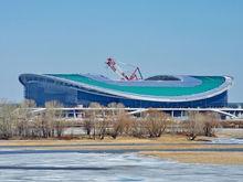 Около «Казань Арены» ликвидируют особо охраняемую природную зону