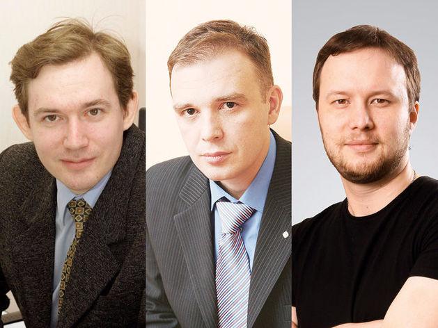 Дмитрий Вострецов, Дмитрий Мраморов, Николай Адеев