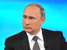 Слова Путина в ракетном центре перевели в цифры