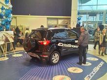 Ford отзывает 1,3 тыс. собранных в Татарстане кроссоверов EcoSport