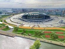 Набережная на миллиард: «Казань Арена» хочет обзавестись самой длинной в мире скамейкой