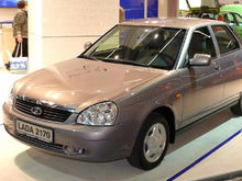 В Челябинске на месте магазина Honda открылся салон Lada