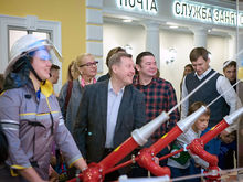 Детский город профессий в Новосибирске пополнился официальным детским филиалом ВТБ