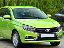 Lada заняла почти четверть рынка новых автомобилей в Челябинске
