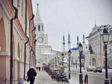В Татарстане установится аномально холодная погода