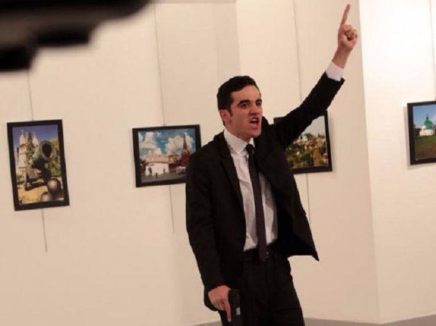 В Турции убит российский посол: главное