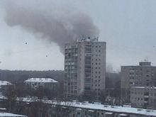 Пожар на Казанском пороховом заводе: один человек погиб