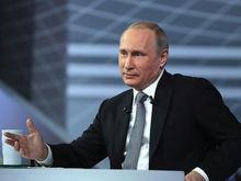 Путин про досрочные выборы президента в 2017-м: «Возможно, но нецелесообразно»