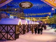 Места новогодних гуляний в Казани огородят антитаранами