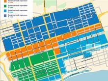 Администрация города требует с оператора платных парковок 29,8 млн. рублей