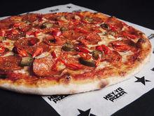 В Новосибирске заработала новая доставка пиццы