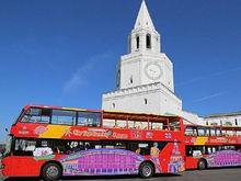 Поток туристов в Татарстан в новогодние праздники сократился на 15%